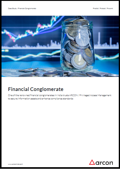 Case Study – Financial Conglomerate- Thumb