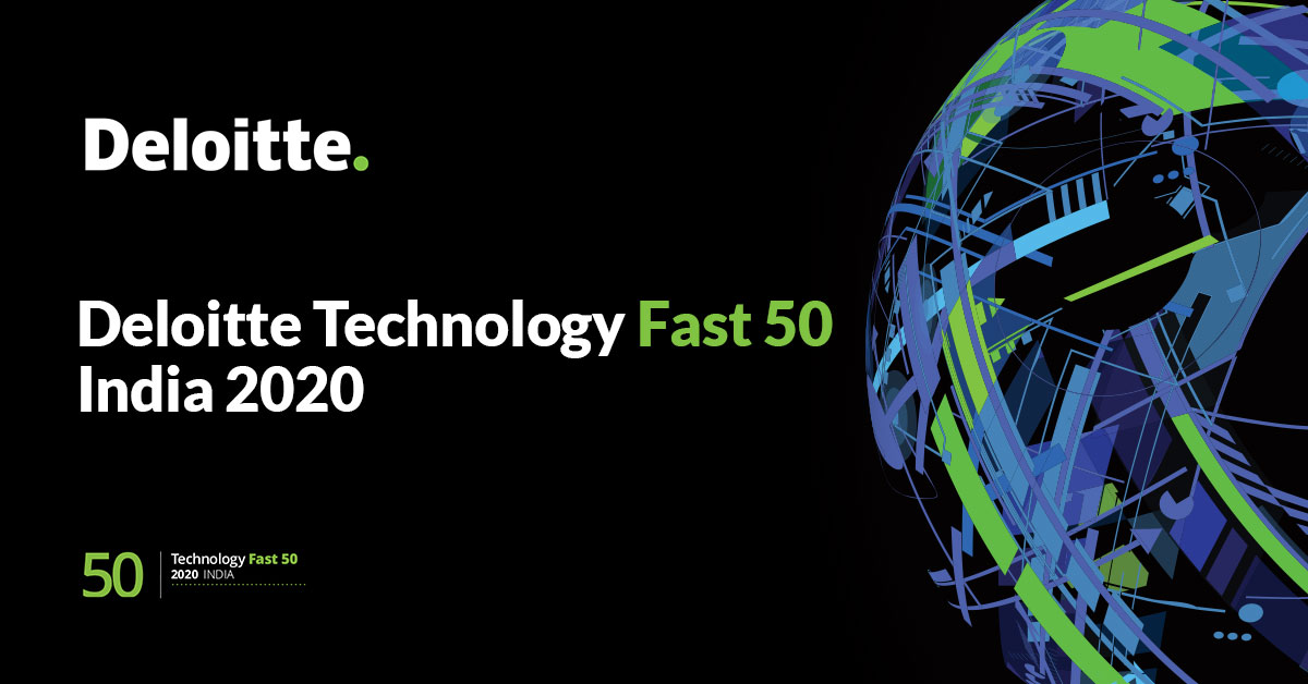 ARCON is a Proud Winner of Deloitte Technology Fast 50 India 2020