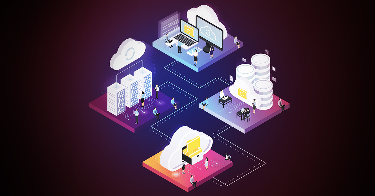 Case Study: Large Multiple Cloud Environments   ARCON PAM