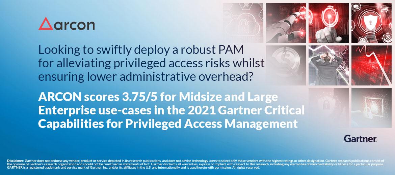 2021 Gartner Asia-Pacific Context: Magic Quadrant for Privileged Access Management